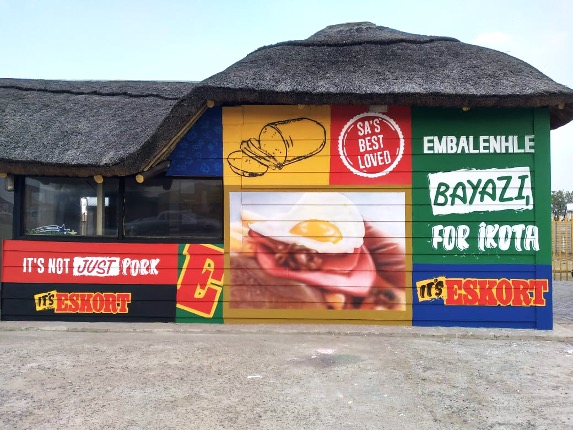 Metropolitan Republic Eskort rolls out an out-of-home campaign to start conversations with Mzansi